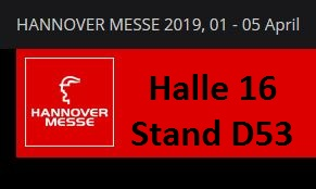 Hannover Messe 2019 – Halle 16, Stand D53, Robotics, Industry 4.0 – Metal Parts Robotic Bin Picking