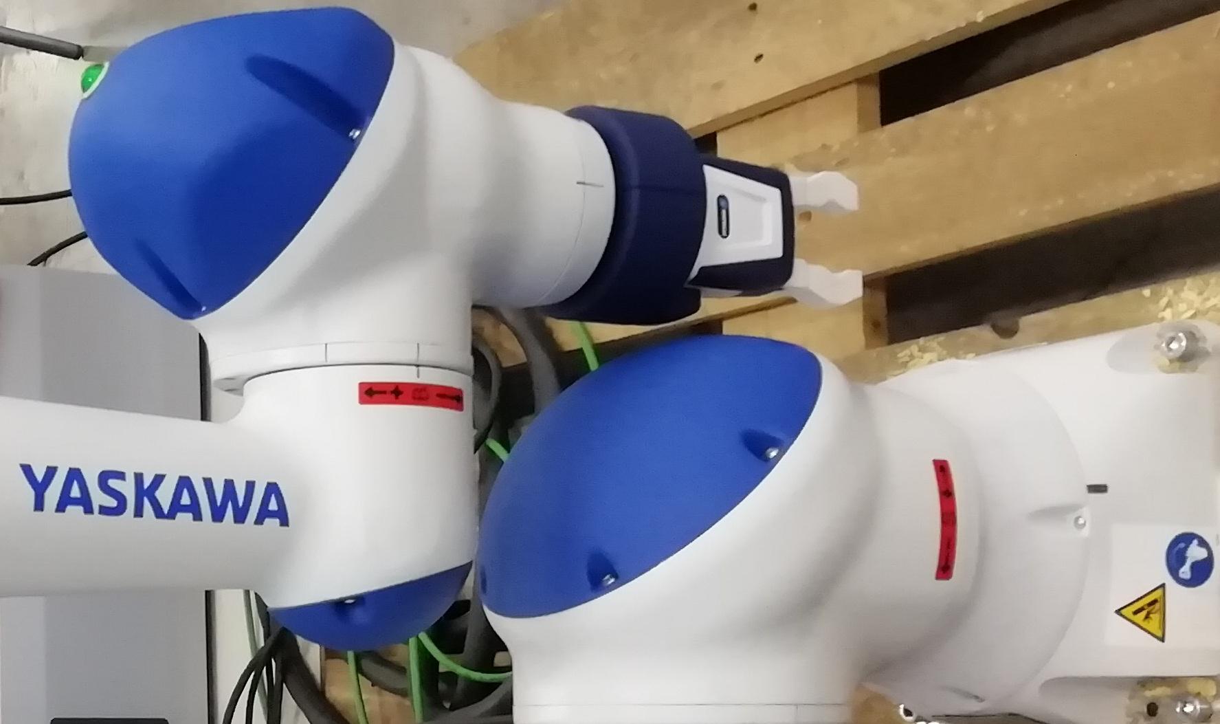 Automazioni robotizzate e robot industriali su misura