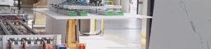 robot produzione ceramica