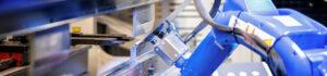 robot lavorazione metalli